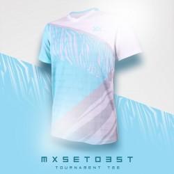 MAXX Shirt Tournament Tee MXSET035T Light Blue