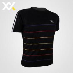 MAXX Shirt Fashion Tee MXFT064 Black