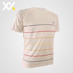 MAXX Shirt Fashion Tee MXFT064 Beige