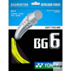 Yonex String BG 6
