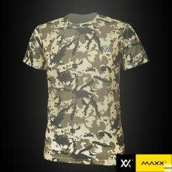 MAXX Shirt Fashion Tee MXFT037