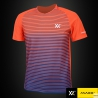 MAXX Shirt Fashion Tee MXFT038 Orange