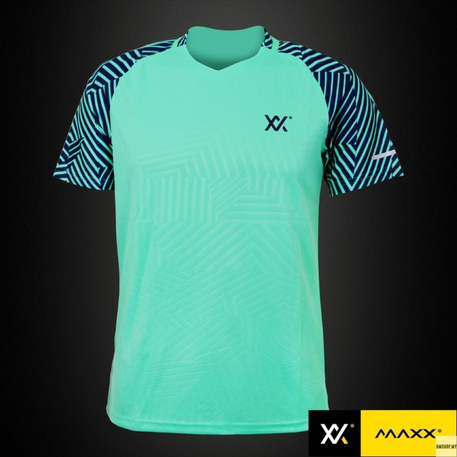MAXX Shirt Fashion Tee MXFT039 Turqouise
