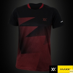 MAXX Shirt Fashion Tee MXFT040 Black