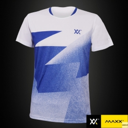 MAXX Shirt Fashion Tee MXFT040 White