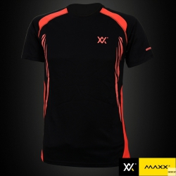 MAXX Shirt Fashion Tee MXFT041 Black