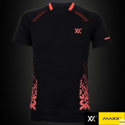 MAXX Shirt Fashion Tee MXFT042 Black