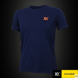 MAXX Shirt Light Cool Tee Navy Blue
