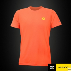 MAXX Shirt Light Cool Tee Orange