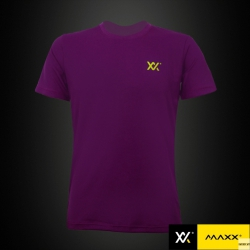 MAXX Shirt Light Cool Tee Purple