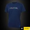 MAXX Shirt MXGT013 Navy