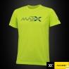 MAXX Shirt Plain Tee V5 MXPT012 Green