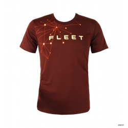 Fleet Shirt H45 Brown