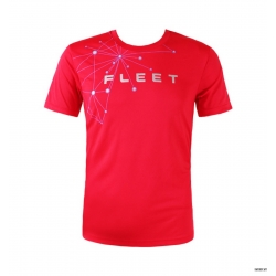 Fleet Shirt H45 Red