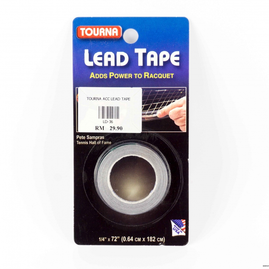 Tourna Lead Tape,  Adds Power (wight) to Racket