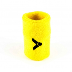 Victor Wrist Band 9cm - Yellow