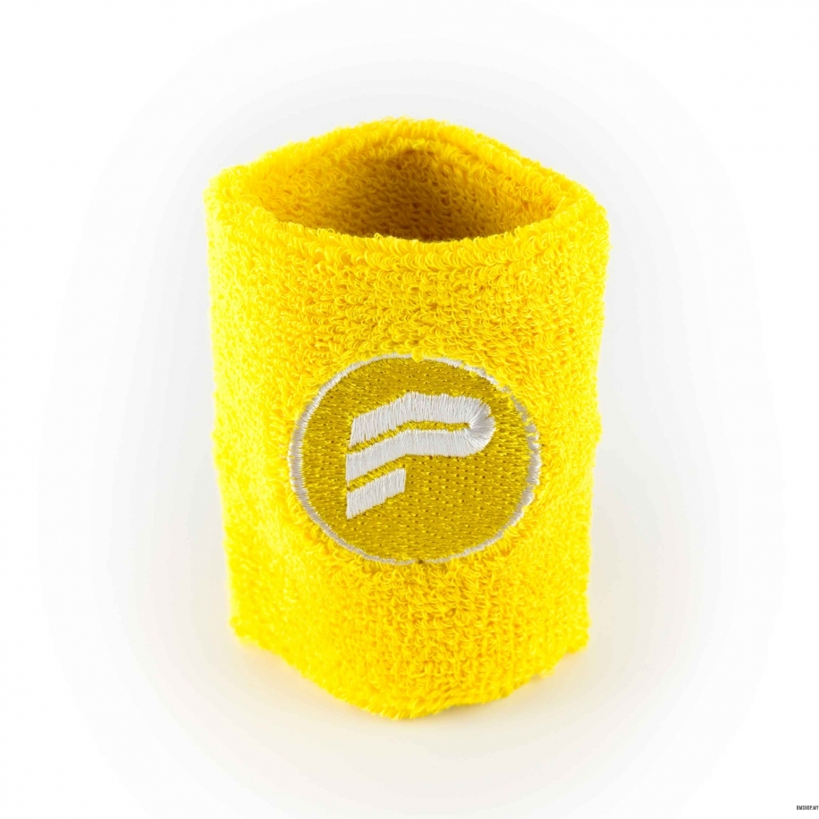 Protech Wrist Band 6cm (Yellow)