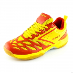 Apacs Shoe Cushion Power 081 Red/Yellow