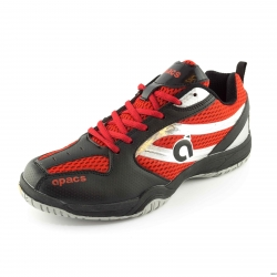 Apacs Shoe Cushion Power 206 Black/Red