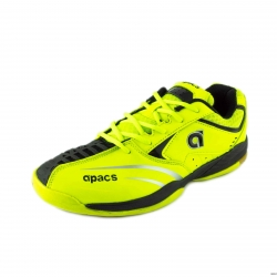 Apacs Shoe Cushion Power 201 Yellow/Black