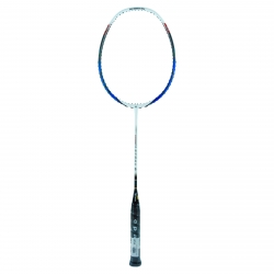 Apacs Racket Lethal 9 White (BUY 1 FREE 1)