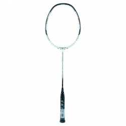 Apacs Racket Lethal 10 White (BUY 1 FREE 1)