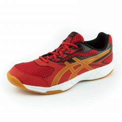 Asics Shoe Upcourt 2 B705Y-2394 (Classic Red/Rich Gold/Black)