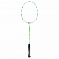 Apacs Racket Dual Power Speed White (BUY 1 FREE 1)