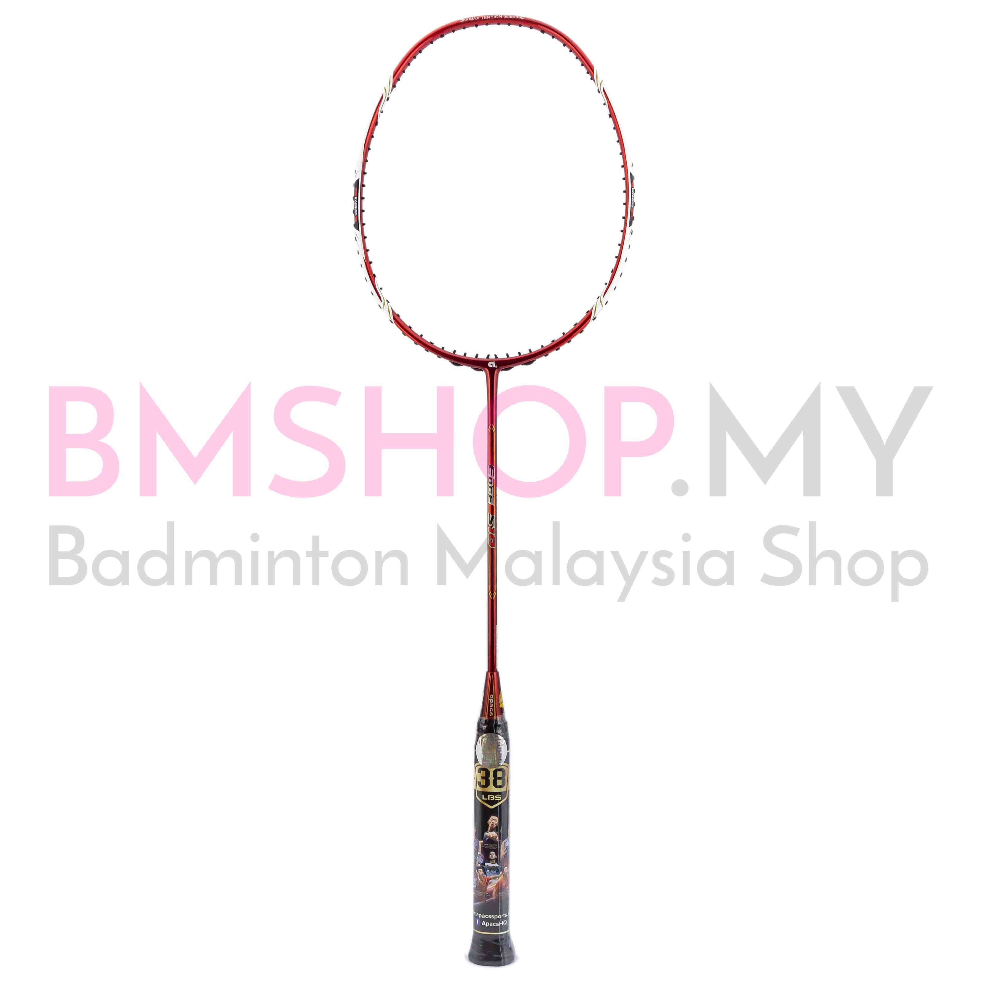 Apacs Racket Edge S10