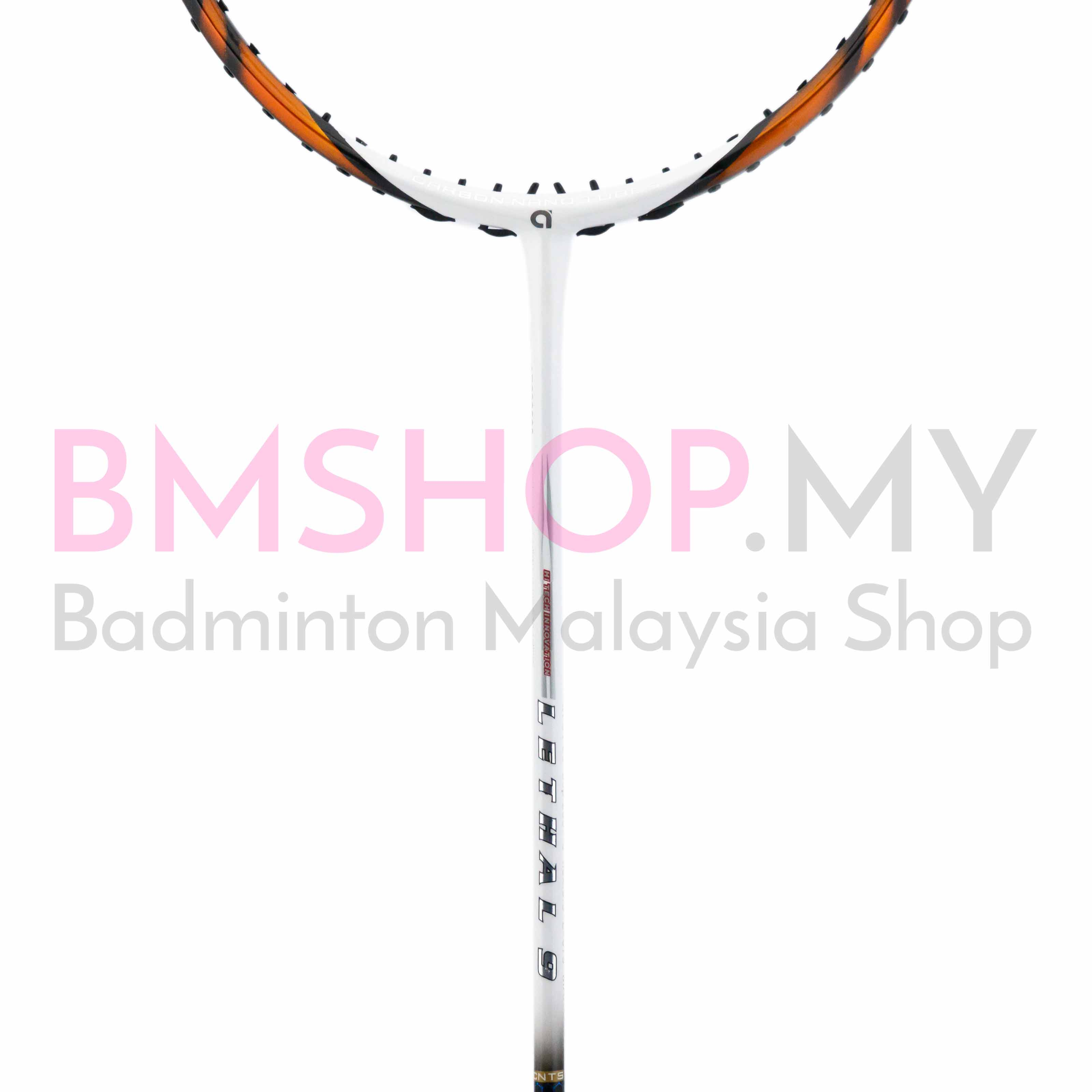 Apacs Racket Lethal 9 White, Orange