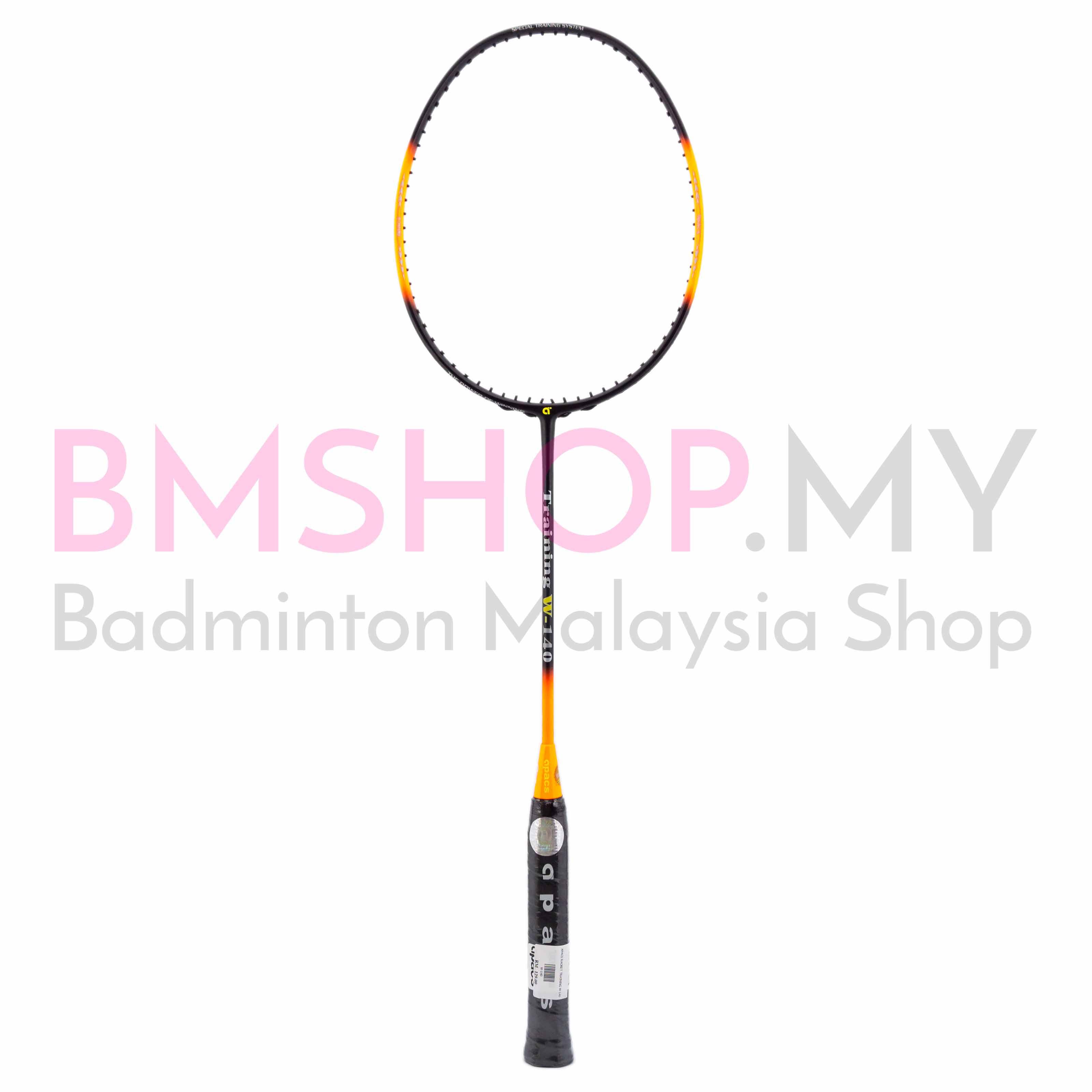 Apacs Racket Training Racket W-140