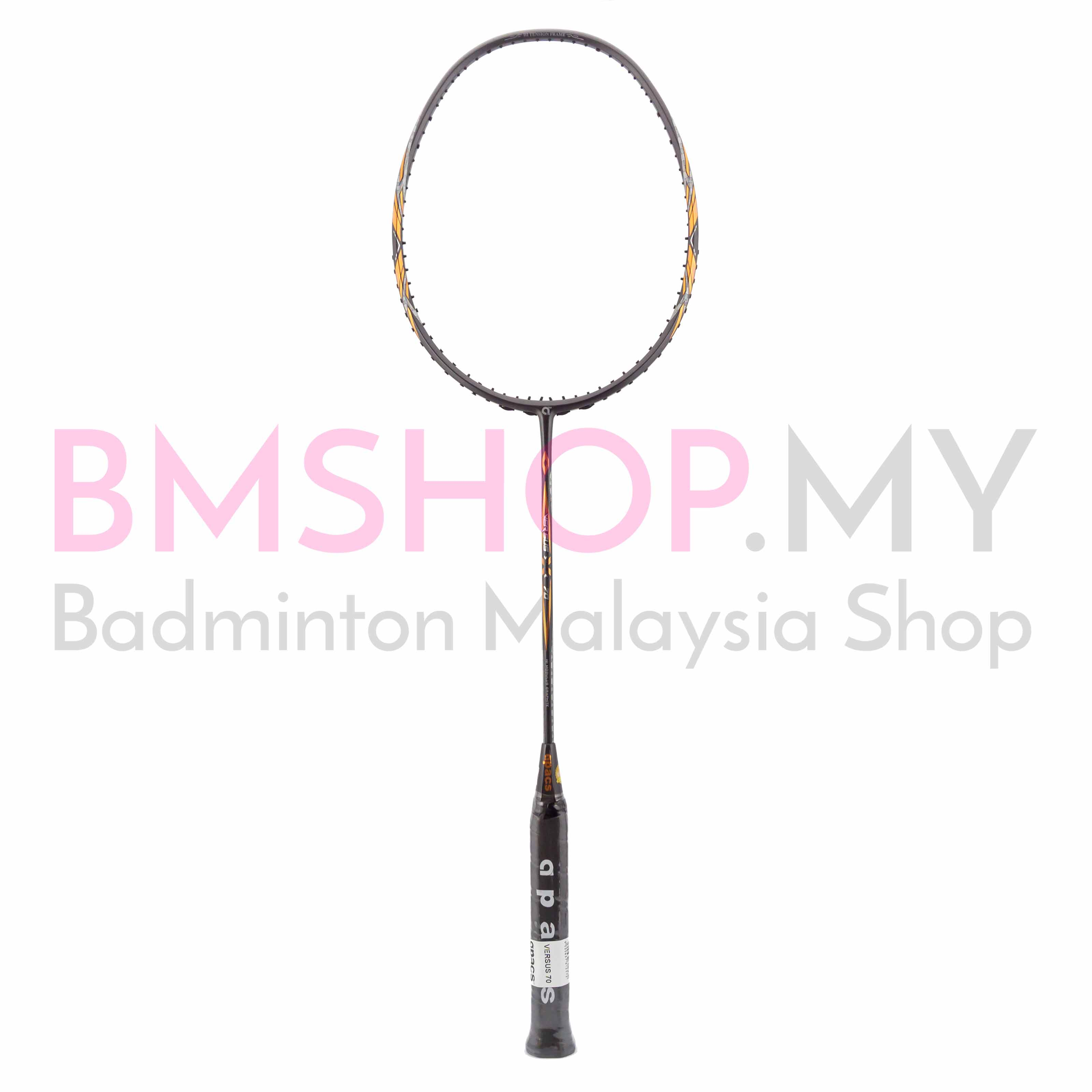 Apacs Racket Versus 70 Black