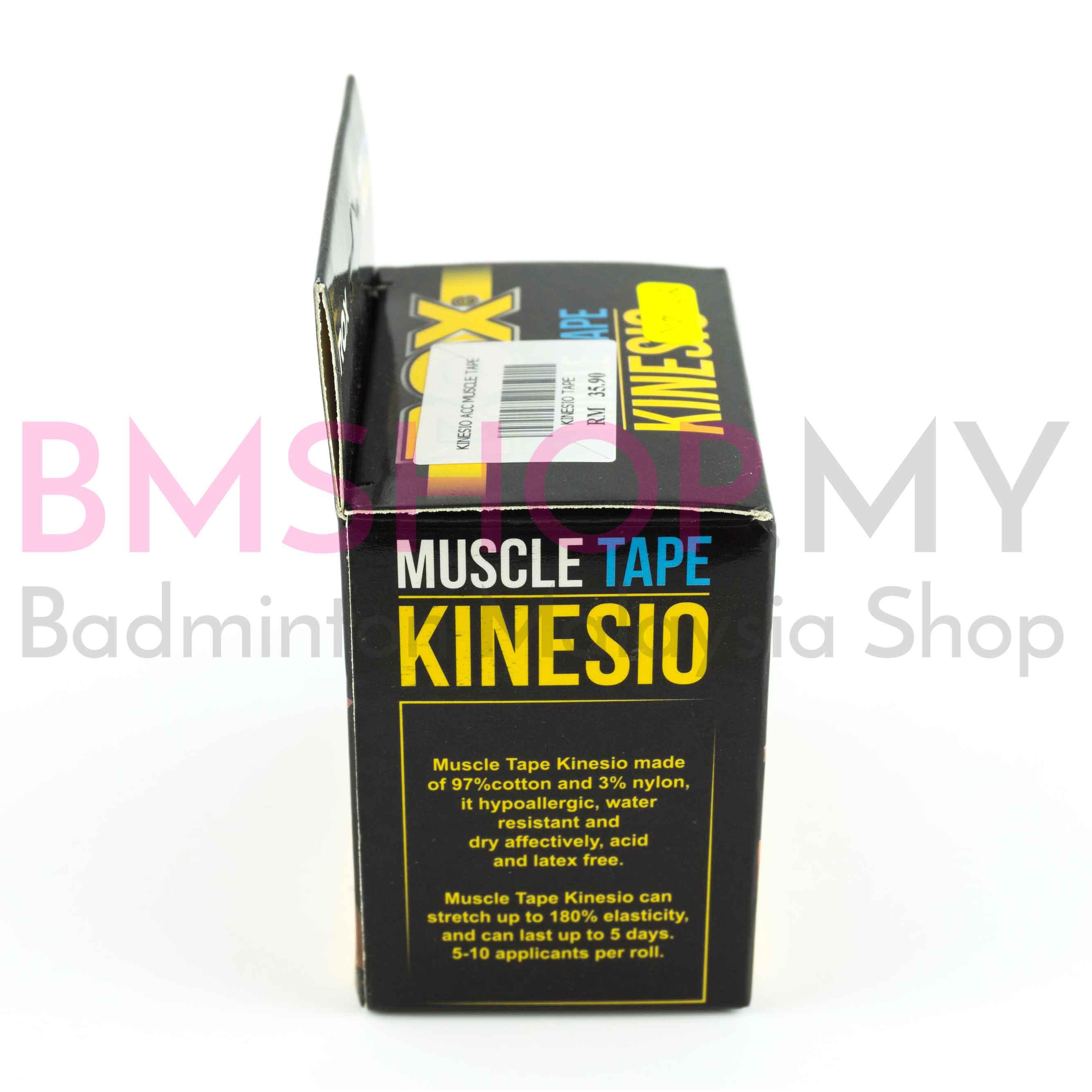 Rox Kinesiology Tappe, Muscle Tape Kinesio