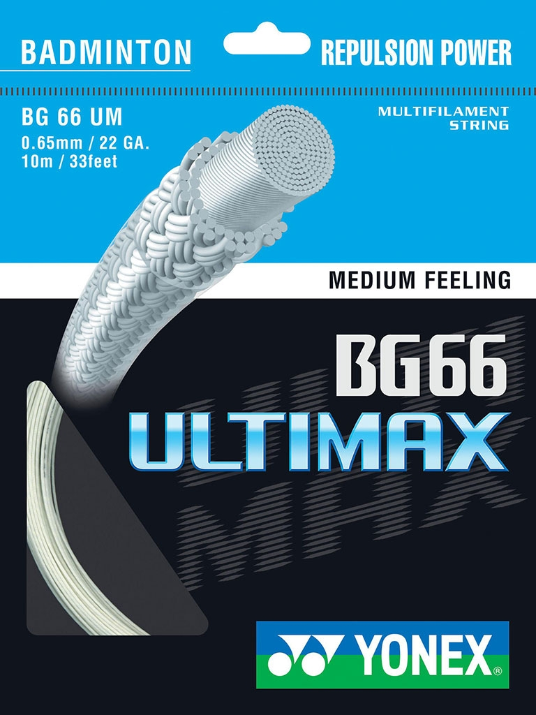 Yonex BG66 Ultimax